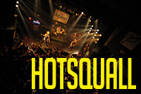 HOT SQUALL